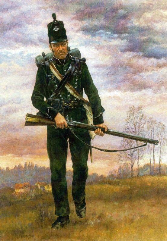 Rifleman - 95th Rifles