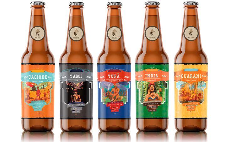 Tem cervejaria nova no mercado: a MoocaBier, do Rio Grande do Sul, acaba de ser inaugurada e traz cinco rótulos de bebidas inspirados na riqueza cultural e história dos índios brasileiros. Após três anos de pesquisas, desenvolvimento de receitas e testes, a marca apresenta sua belgian blond ale Tupã (com 6% de teor alcoólico), sua belgial pale ale Cacique (7,5%), sua IPA Índia (6,5%), sua stout Yami (7%) e sua weissbier Guarani (5%). Inicialmente serão produzidos mil litros de cada bebida…