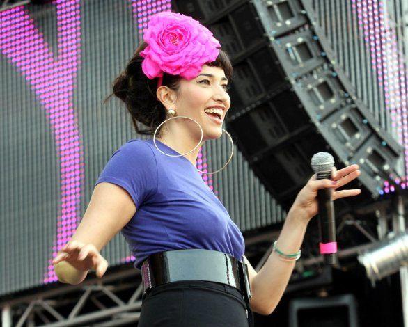 always amazing Nina Zilli's outfits!