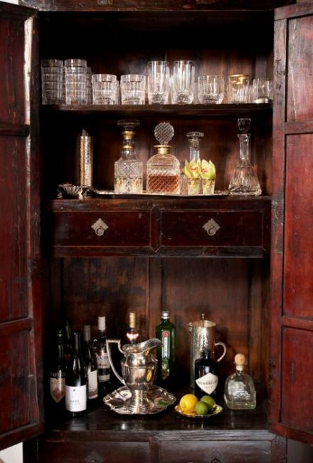 Captivating How To Set Up Home Bar Pictures - Simple Design Home ...