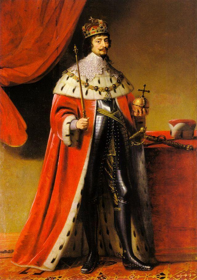 Fridrich Falcký, král český, falckrabě Rýnské Falce, vévoda bavorský, markrabě moravský a obojí Lužice a vévoda slezský