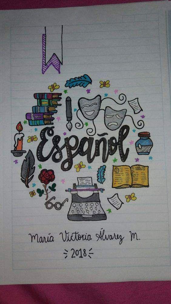 Pin de Melany Vinueza en High school   Carátulas para