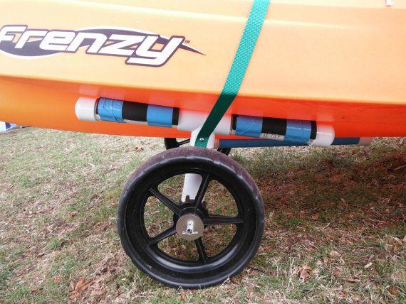 DIY Kayak Cart by Lydoncrafts on Etsy, $10.00