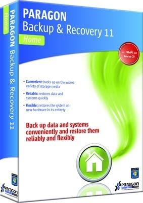 Paragon System Backup 11, PARAGON Software, Paragon Backup, Recovery 11 review, Download Paragon System Backup