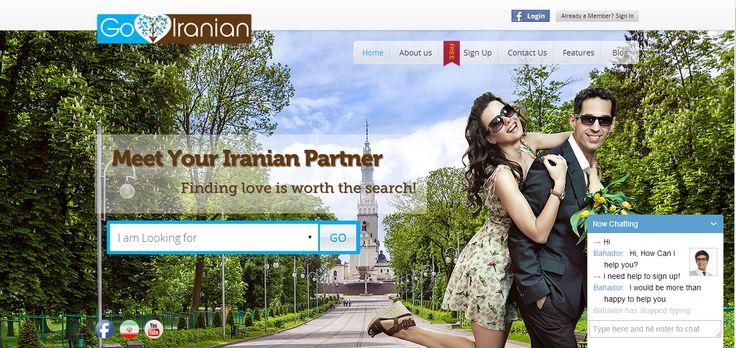 Iranian dating site london