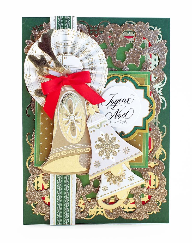 130 best Holiday Card Kits images on Pinterest | Anna griffin cards, Card making kits and Card kit