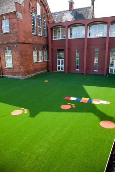 Beautiful Play area