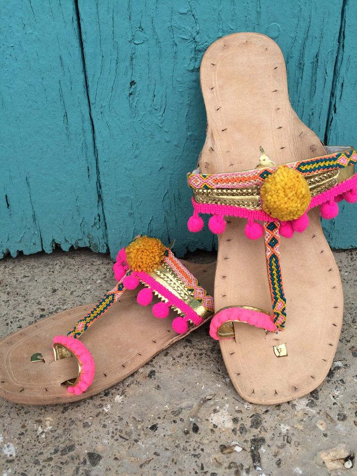 A personal favourite from my Etsy shop https://www.etsy.com/listing/286304457/boho-indian-leather-sandals-from-ibiza