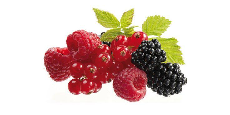 Frutas ricas en fibra