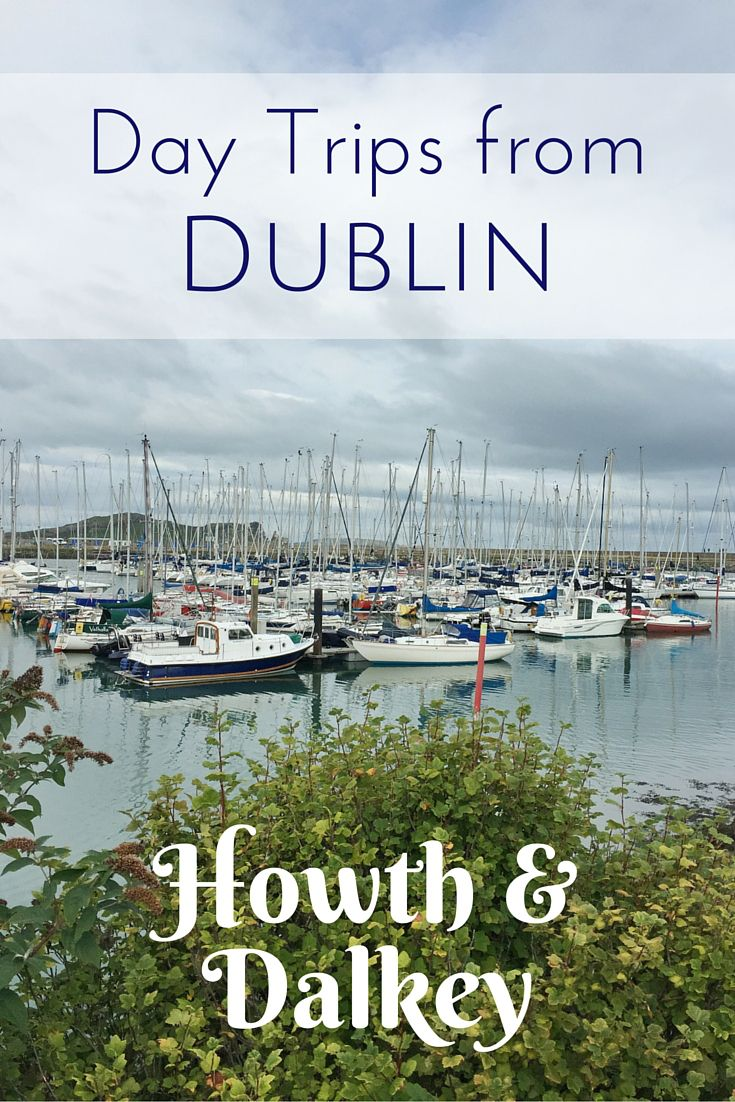 Day Trips from Dublin: Howth and Dalkey | When the long queues and clusters of people get tiresome, find refuge in Howth and Dalkey, two small seaside Dublin suburbs found on the coast of Dublin Bay.