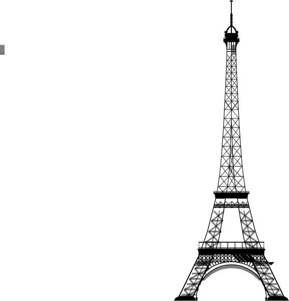 Eiffel Tower Black And White Clipart Eiffel Tower Clip Art Eiffel Tower Clip Art Clip Art Eiffel Tower