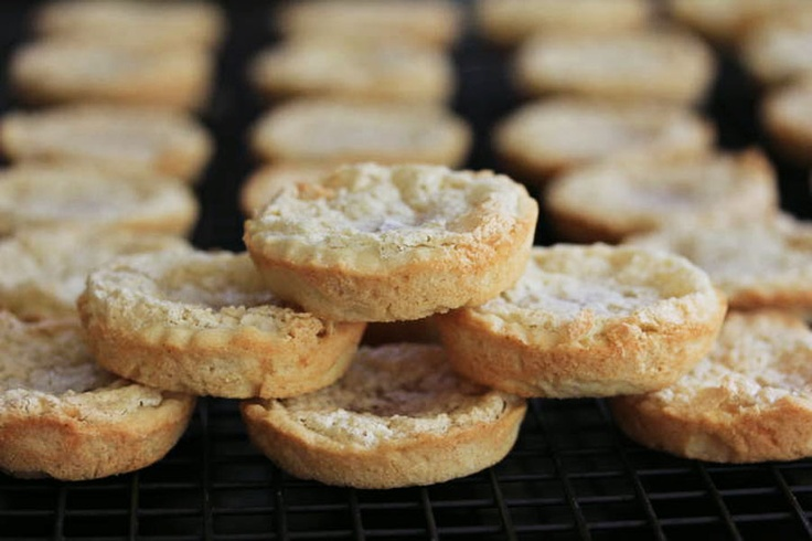 Hertzog Cookies... a delicious blend of coconut and apricot jam, are uniquely South African cookies.