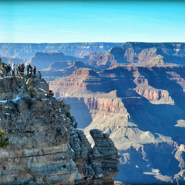 No language can fully describe, no artist paint the beauty, grandeur, immensity and sublimity of this most wonderful production of Nature's grand architect.  Grand Canyon must be seen to be appreciated #ifollowthetribe