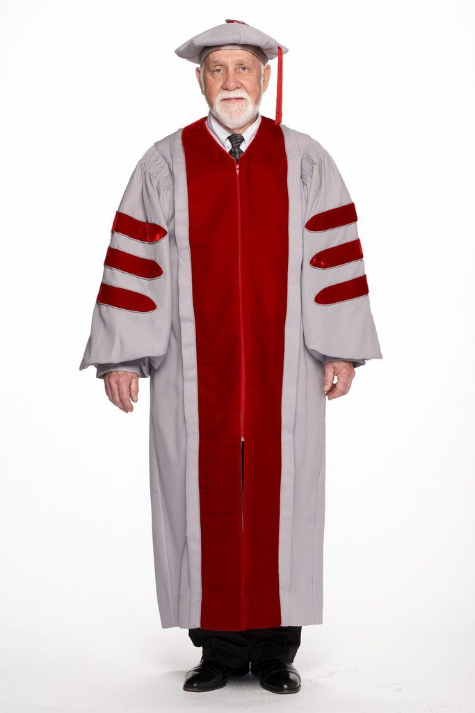 MIT Doctoral Regalia Rental for Ph.D. graduates. Affordable and simple to order!