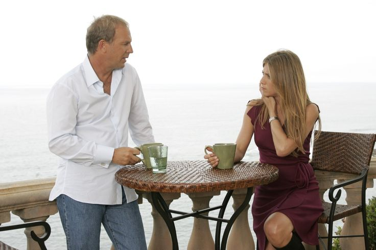 Jennifer Aniston and Kevin Costner in Rumor Has It... (2005)