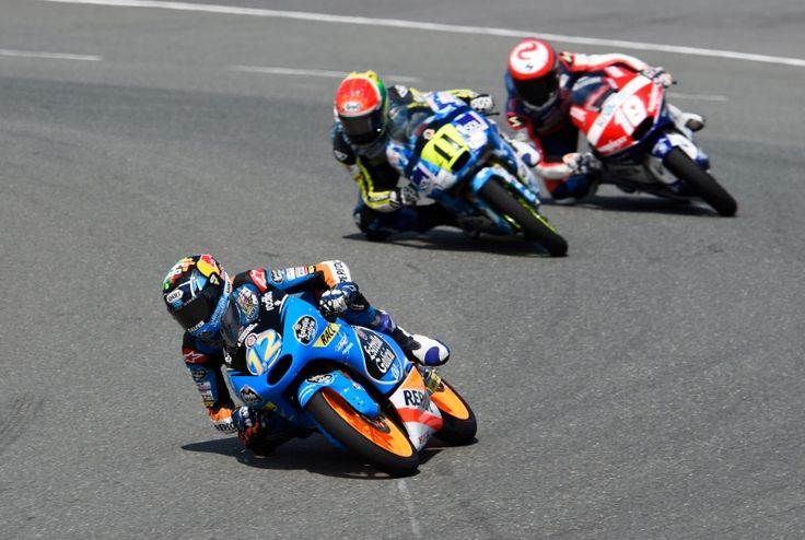 Alex Marquez, German Moto3 Race 2014