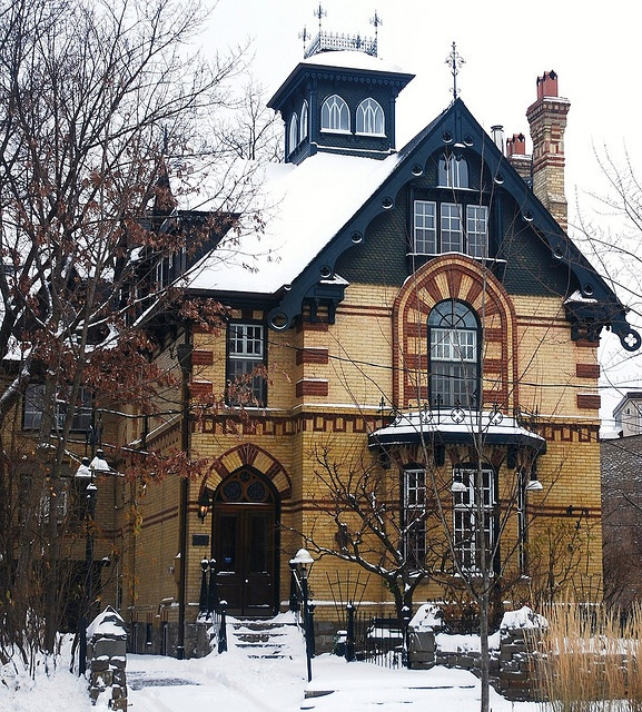 Rosedale Victorian, Toronto, Ontario