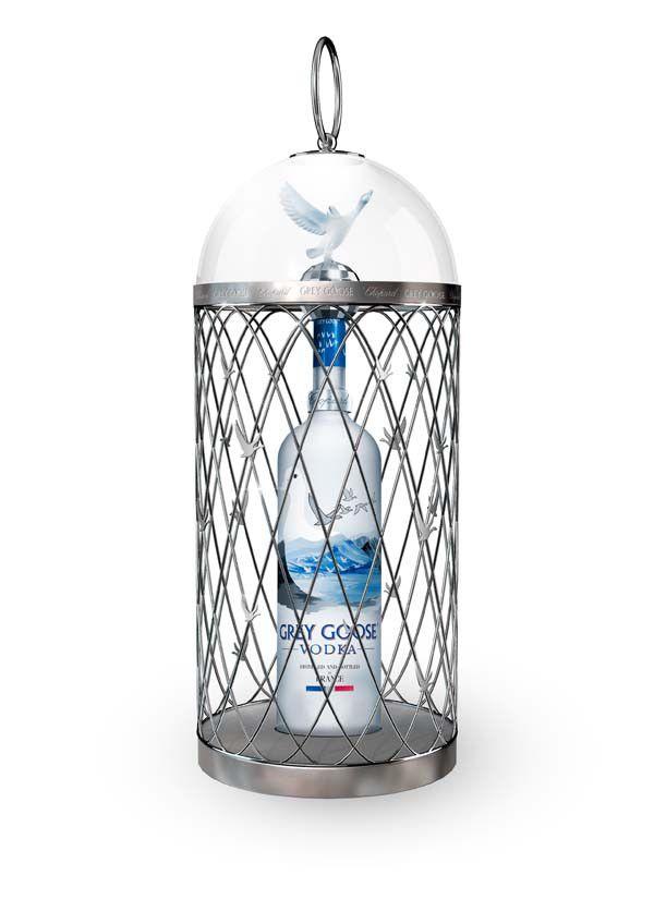 Prestigious Vodka Magnum Grey Goose http://korsvodka.com #prestigiousvodka