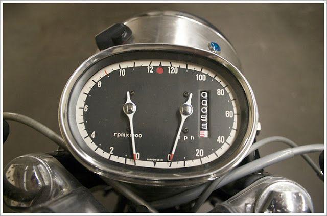 Honda CB77 1966