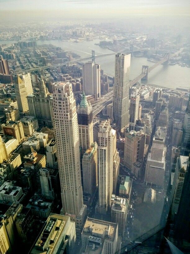 NYC, Downtown