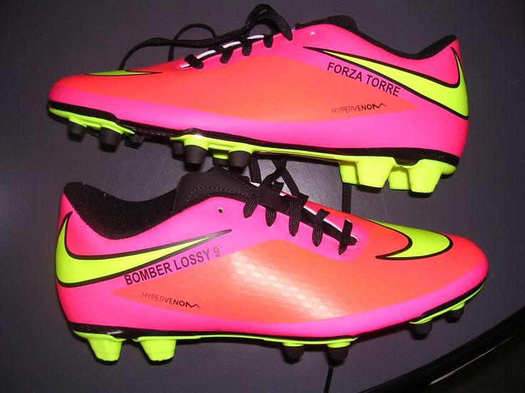 Scarpe Calcio Nike Hypervenom FG Personalizzate Custom