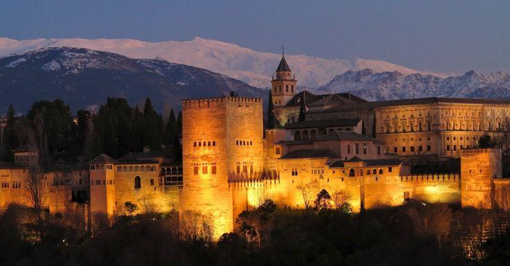 7 Nights Granada, Spain just £165pp -incl. BA flights, excellent hotel (4.5/5 TripAdvisor) & connections