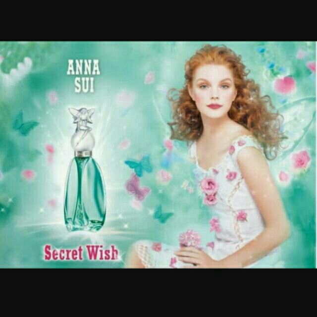 I'm selling Anna Sui Secret Wish EDT Perfume 4ml for RM27. Get it on Shopee now!https://shopee.com.my/markchanyeetiong/21569605 #ShopeeMY
