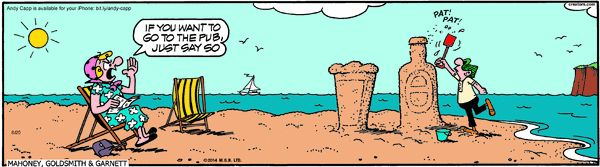Andy Capp Cartoon for Aug/20/2014