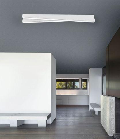 Kourtakis Lighting - Μοντέρνο LED #φωτιστικο #οροφης από αλουμίνιο κατάλληλο για το σπίτι ή τον επαγγελματικό σας χώρο. Διαθέτει ενσωματωμένο #LED με θερμό λευκό φωτισμό και μπορείτε να το βρείτε και σε κρεμαστό. Δείτε λεπτομέρειες: http://kourtakis-lighting.gr/fotistika-orofis-indoor-fotistika-krebatokamaras-fotistika-saloniou-diakosmisi/3545-led-fotistiko-orofis-44watt-alouminio-akryliko-core-614156.html