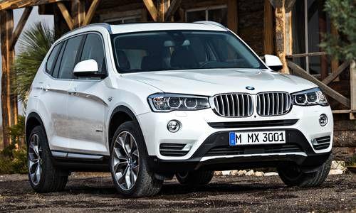 #BMW #X3. Elle se montre sportive et souligne expressément son caractère premium par la présence, dans l'habitacle, de matériaux de première qualité.