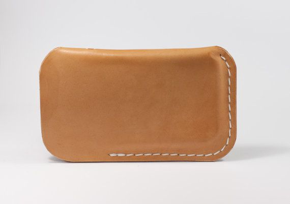 leather phone case  Handmade genuine leather  Size by SeanSeanC, $200.00