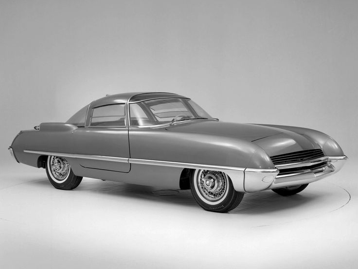1962 Ford Cougar 406