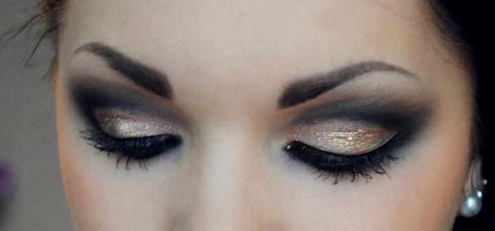 Prettiest smokey eye I've seen in awhile.: Eye Shadows, Marvel Makeup, Makeup Ideas, Smokey Eye