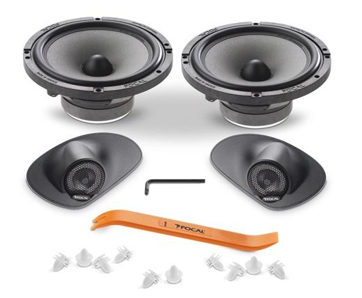 Focal IFP 207. Pasklare speakers #Peugeot 207. Car Audio luidsprekers speciaal op maat gemaakt voor optimale prestaties en klank in uw auto. Focal Integration Serie- Dedicated Kit.