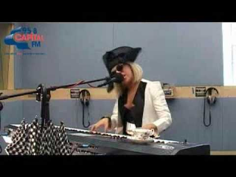 Lady Gaga - Paparazzi (Live Acoustic)  This is such a powerfull version of this song.... what talent...
