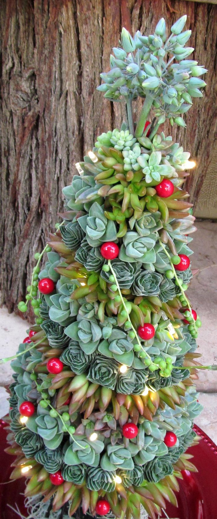 203 best Unconventional Xmas Trees images on Pinterest | Xmas trees ...