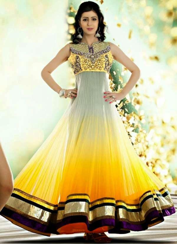 Wedding dresses from Shalwar Kameez 1