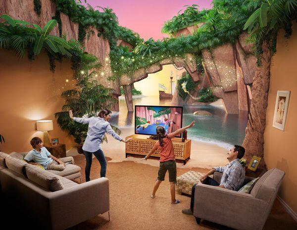 XBOX 360 Kinect - Season 2 - Star Wars, Ski and Disney