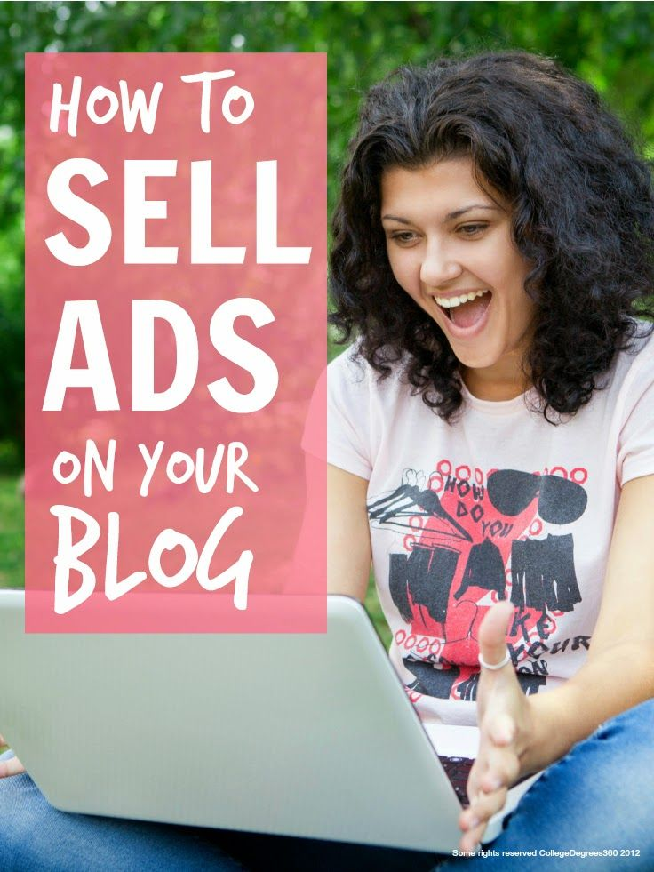 Simple tips on how to get started selling ads on your blog