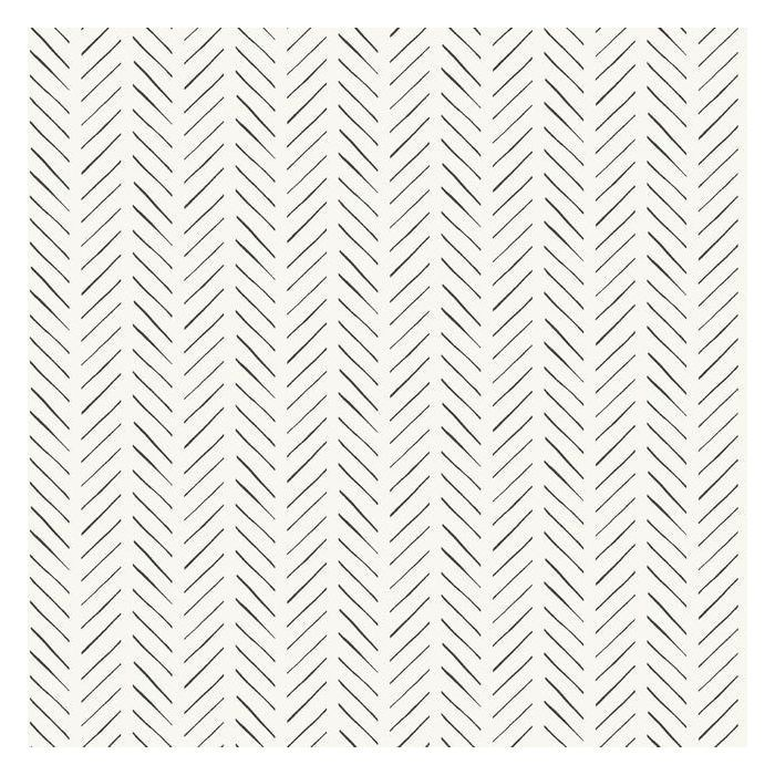 Pick Up Sticks Premium Peel And Stick Wallpaper In 2021 Magnolia Homes Stripped Wallpaper Peel And Stick Wallpaper