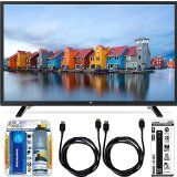#8: LG 32LH500B 32-Inch HD 720p 60Hz LED TV Essential Accessory Bundle includes TV Screen Cleaning Kit 6 Outlet Power Strip with Dual USB Ports and 2 HDMI Cables