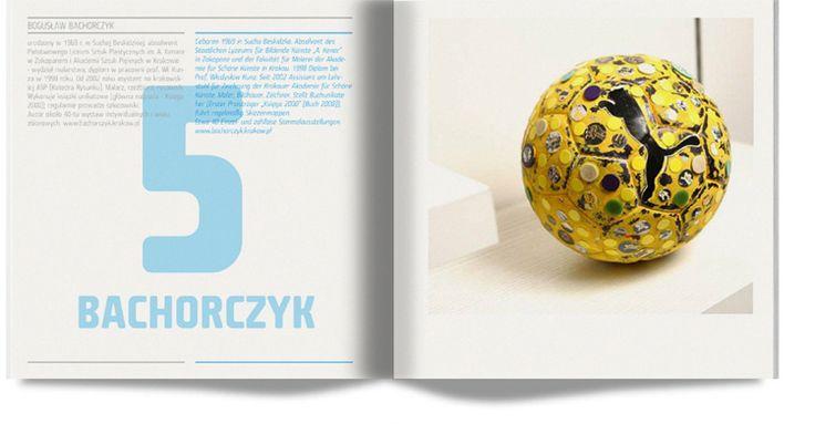 Piłka, Puma i Artyści | www.parastudio.pl