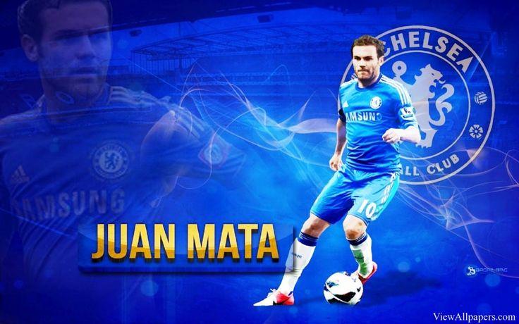 Juan Mata Chelsea FC