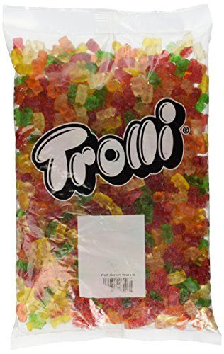 Trolli Gummy Bears Candy 5 Pound Bulk Candy Bag ** See this great product.(It is Amazon affiliate link) #HealthyRecipes