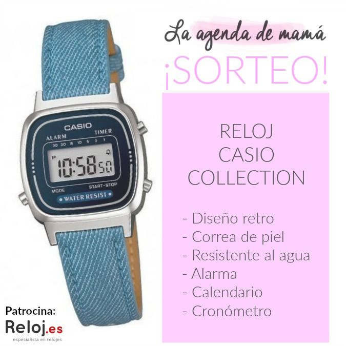 95091571f161 SORTEO  Gana un reloj de pulsera con reloj.es