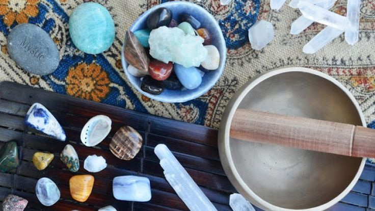 Gemstones Therapy
