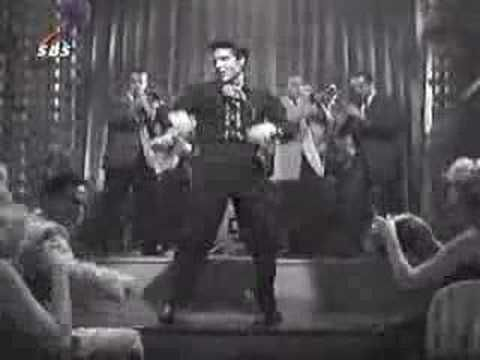"""Elvis Presley - """"Dixieland Rock"""" - The KING of Rock and Roll doing his thing..."""
