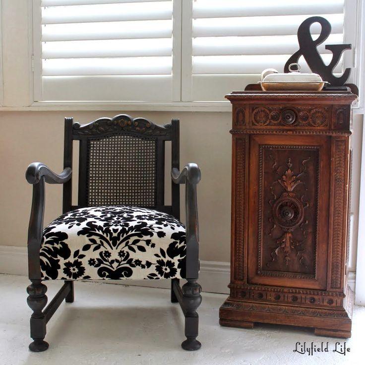 antique painted lounge suite - Google Search