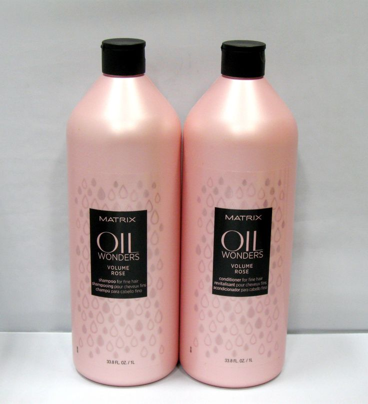 Hair Beauty: Matrix Oil Wonders Volume Rose Shampoo Conditioner 33.8 Oz Liter Set Fine Hair -> BUY IT NOW ONLY: $41.5 on eBay!