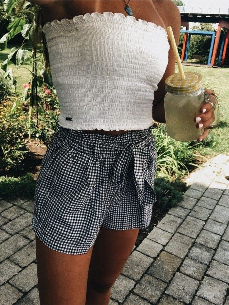 87 Outstanding Summer Outfits Ideas for Teen Girls